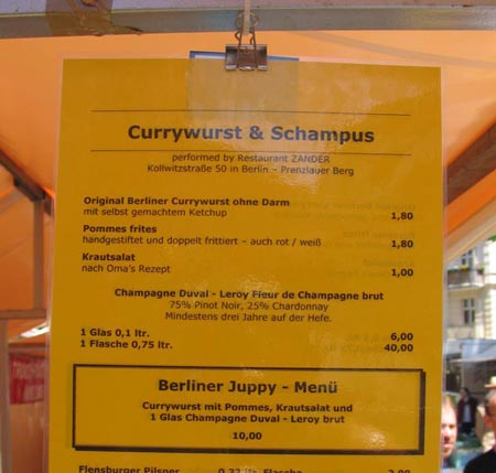 juppy menu