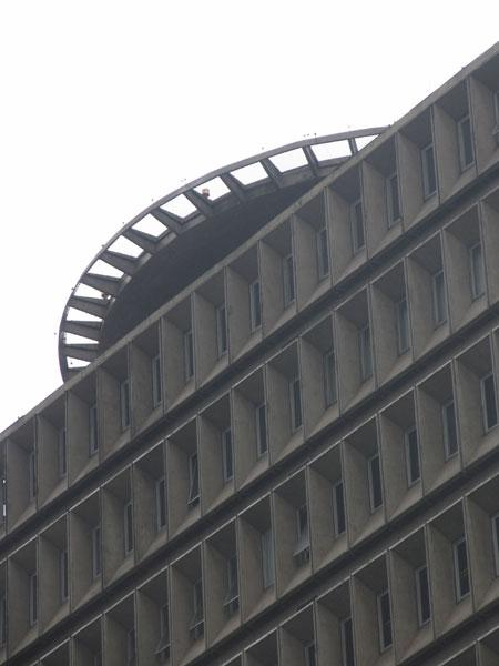 heli-pad on avenida paulista