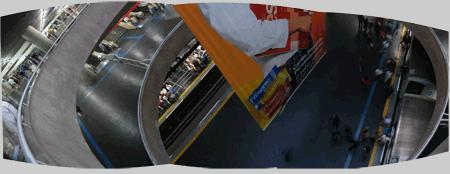 Se metro station in Sao Paulo