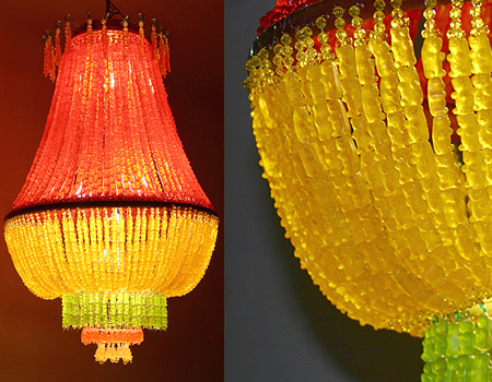Meanwhile blog archive gummy bear chandelier 18 responses to gummy bear chandelier aloadofball Images